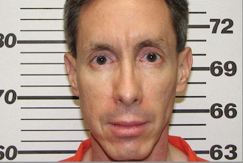 Warren Jeffs mug shot